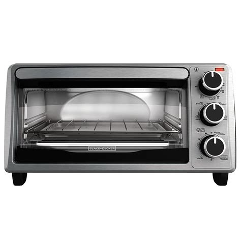 Target Toasters 4 Slice Black Amp Decker Toaster Oven 25 99 Blackfriday