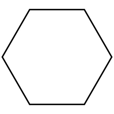 file regular hexagon svg wikimedia commons