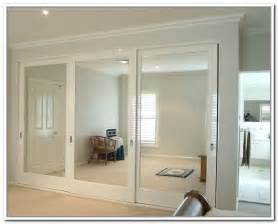 mirrored closet doors sliding interior exterior doors
