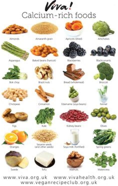 vegetables w calcium oltre 1000 idee su calcium rich foods su dieta