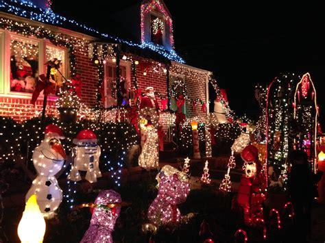 christmas lights union county nj christmas magic at union residents light spectacular