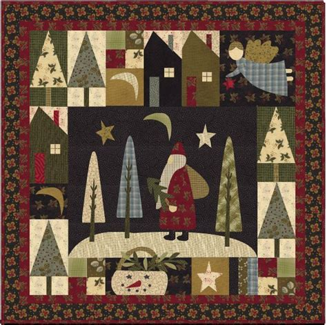Santa Quilt Pattern by 495 Best Images About Country Primitive Designs On