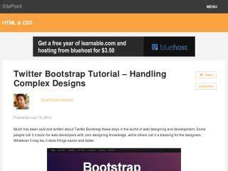 tutorial bootstrap twitter twitter bootstrap tutorials vegibit