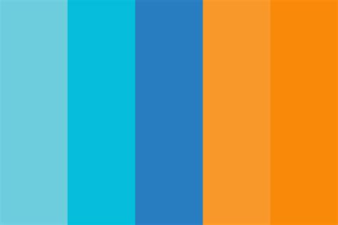 blue color palette orange blue color palette www 28 images orange astelle