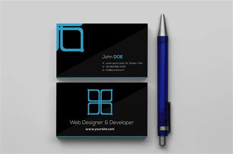 best software to make business cards 10 best modern business cards business card templates 2013