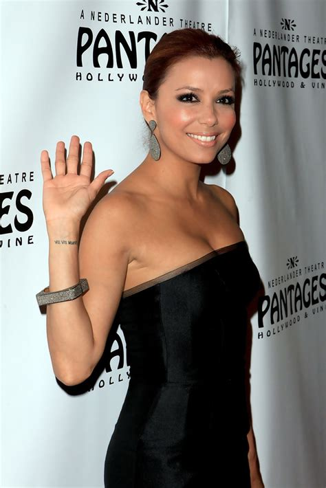 eva longoria tattoo longoria lettering lookbook