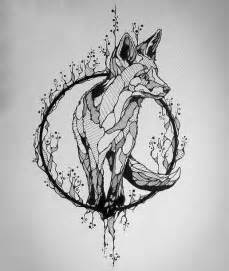 Cool Home Design Ideas beautiful fox tattoo design
