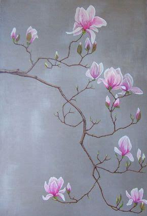 magnolia. acrylic on canvas by rob cosby | wall art