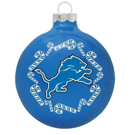 detroit lions christmas ornament christmas lions ornament
