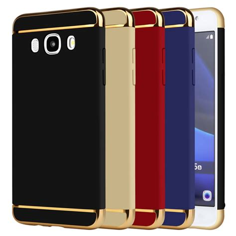 Casing Samsung J7 2015 Photo Custom Hardcase Cover for samsung galaxy j5 j7 prime 2016 2015 luxury royal gold metal plating cover