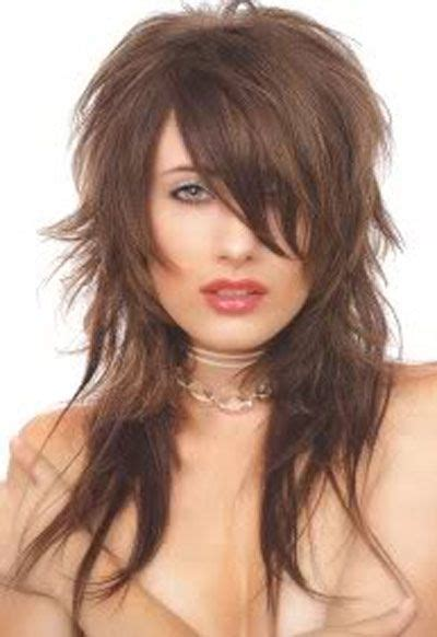 shag haircut rocker style best 25 rocker hairstyles ideas on pinterest punk