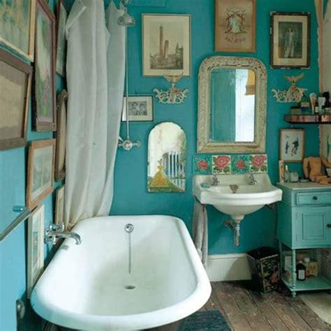 small vintage bathroom ideas salle de bain r 233 tro id 233 es comment la d 233 corer