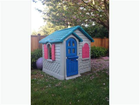 tikes cottage playhouse west shore langford