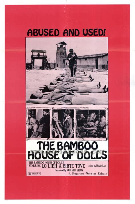 Bamboo House Of Dolls Movie Posters From Movie Poster Shop