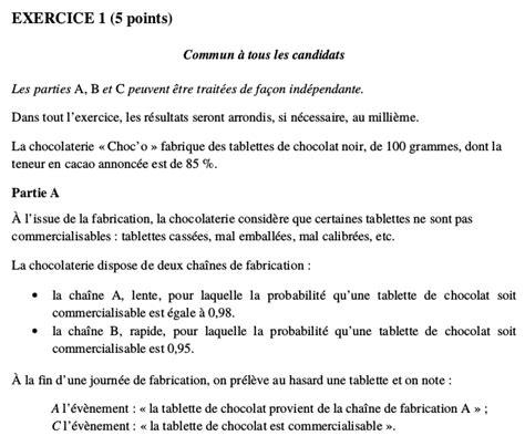 sujet maths bac s obligatoire et sp 233 cialit 233 pondich 233 ry 2017