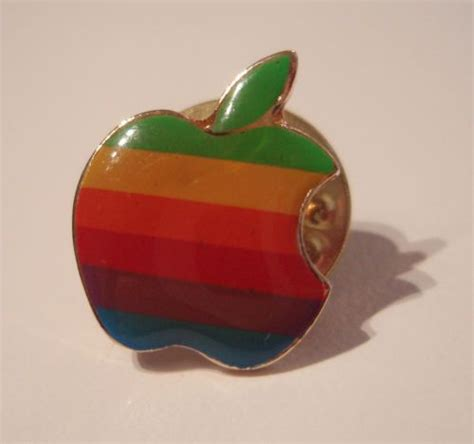 Mac Pride Pins Made From Apple by 198 Best Images About Tech Swag Vintage On