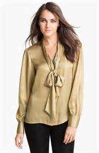 gold blouse for juniors silk pintuck blouse