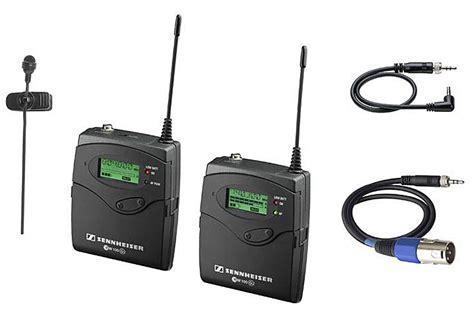 Microphone Mic Wireless Senheiser Ew 545 G2 Uhf Vokal Professional sennheiser ew100 g2 wireless mic kit imagecraft productions