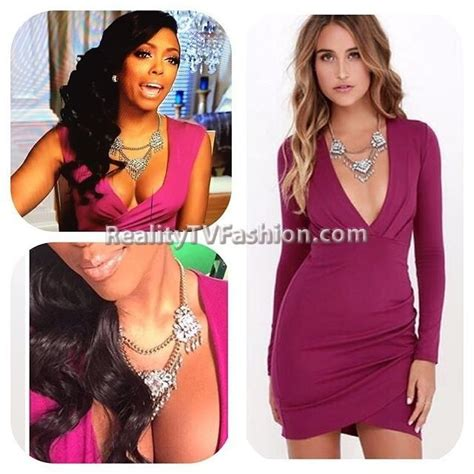 Porsha Williams Necklace | 199 best best of quot real housewives of atlanta quot fashion