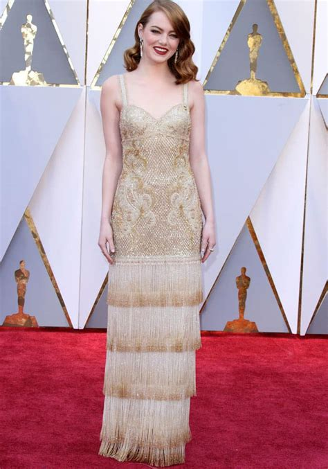 emma stone givenchy emma stone takes home best actress oscar in head to toe
