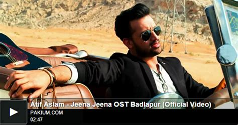 download mp3 from badlapur atif aslam jeena jeena ost badlapur video download mp3