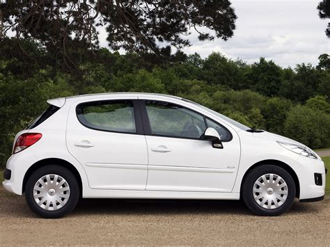 peugeot hatchback 207 hatchback 5 door 1st generation facelift 207