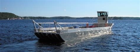 custom aluminum work boats custom boat works welded aluminum boats