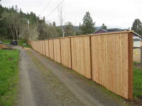 Cedar Fence Sections by Dwell Concepts Cedar Privacy Fence Part 2