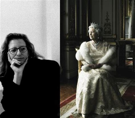 annie leibovitz: queen is 'cranky' after bbc photo shoot