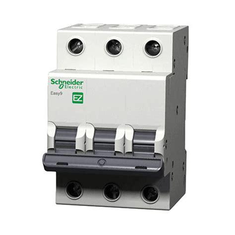 Mcb Schneider 20a 3p Domae Sni schneider easy9 mcb 3p 20a 3ka sonop solar