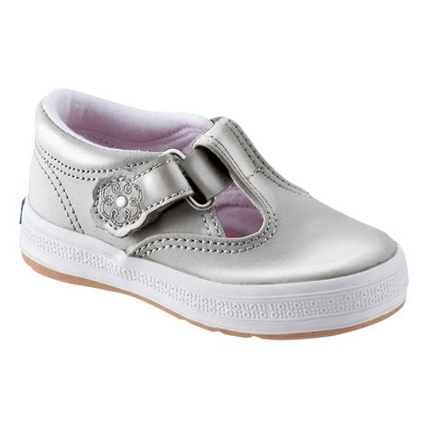 keds shoes for toddler new toddler keds t silver shoes size 8