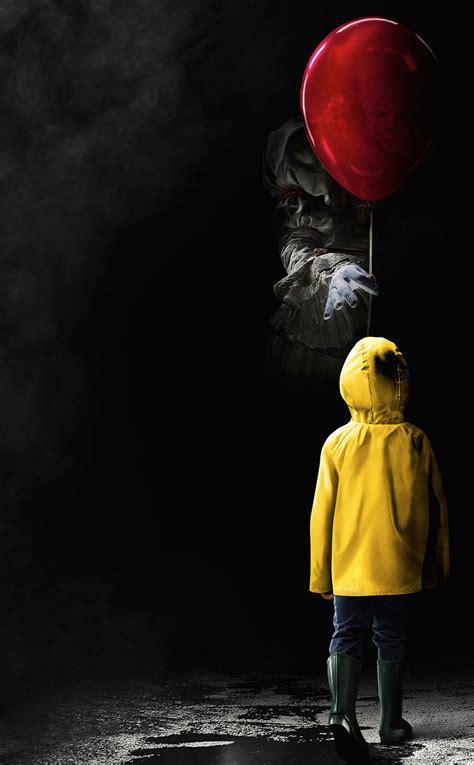 Horor It it 2017 horror poster hd 4k wallpaper