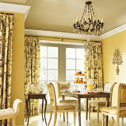 Yellow Dining Room by C B I D Home Decor And Design Exploring Wall Color The