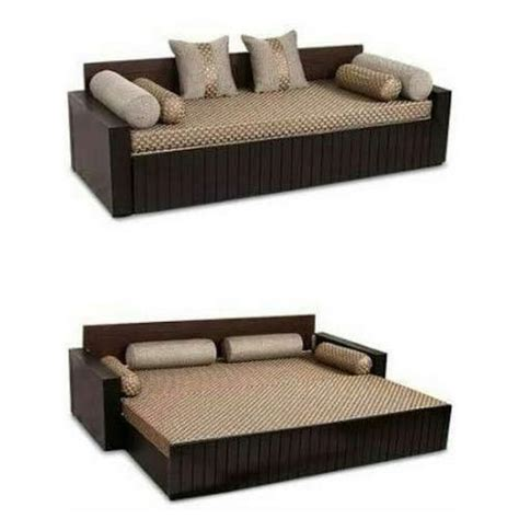 Wooden Sofa Beds Wooden Sofa Bed With Pull Out Thesofa Wooden Sofa Bed
