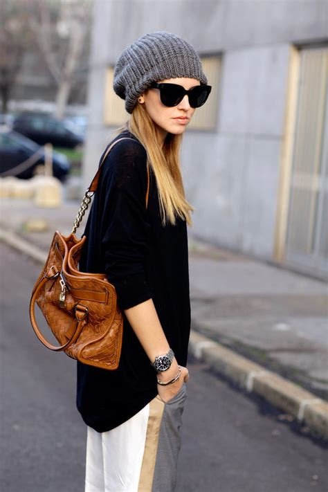 cute outfit ideas  beanie style motivation