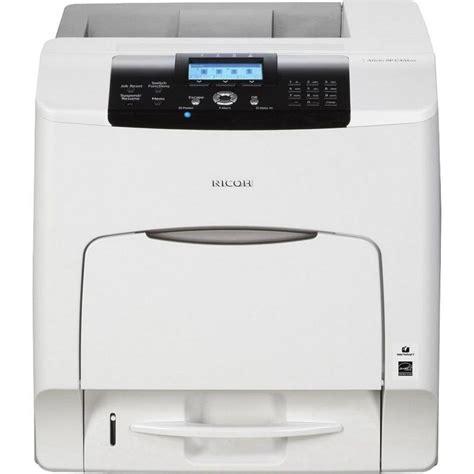 Printer Laser Ricoh ricoh aficio sp c431dn hs color laser printer copierguide