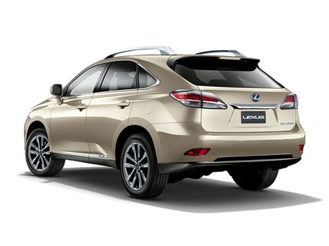 lexus hybrid 2015 2015 lexus rx 450h price photos reviews features