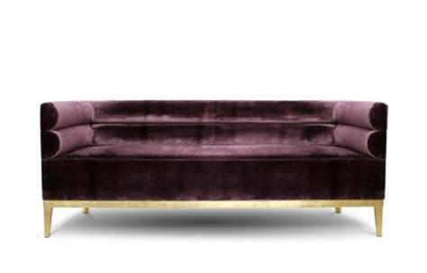 purple couch kensington contemporary sofa leather sofa chesterfield tribeca