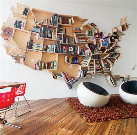libreria per casa 50 librerie creative per la casa keblog