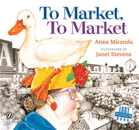 the market books to market to market by miranda reviews discussion