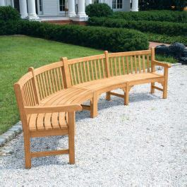country casual benches teak benches windermere double curved bench country casual