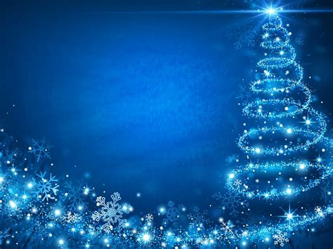 christmas blue wallpaper hd  desktop  wallpaperscom