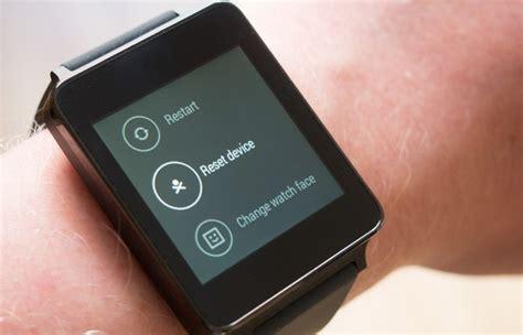 hard reset android que es android wear como restablecer datos de fabrica smartwatch