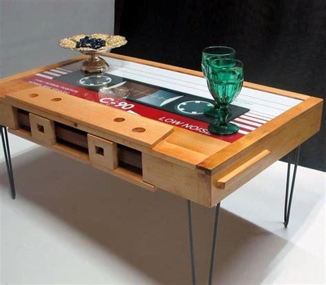 cassette coffee table cassette coffee table