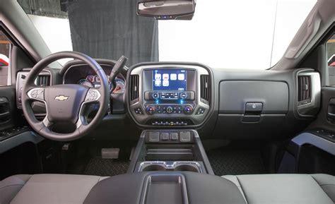 Chevrolet Silverado Interior 2014 Chevrolet Silverado 1500 Ltz Interior