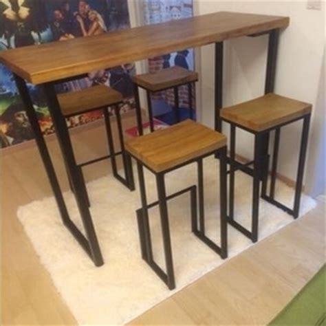 wood bar table and stools american iron bar chairs do the old retro bar stool wood