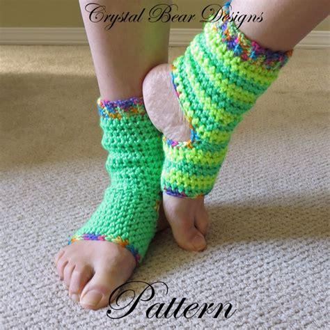 pattern child socks crochet yoga socks pattern tutorial ladies teen child all
