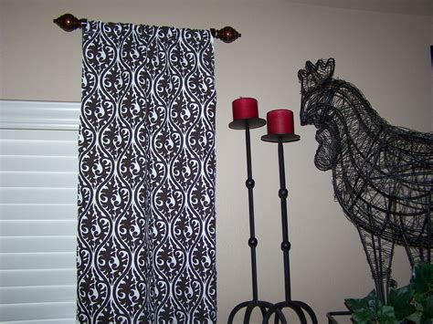 short curtain rod short curtain rods good ideas and tips