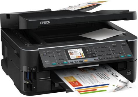 Printer Epson All In One Review Epson Stylus Bx635fwd All In One Printer