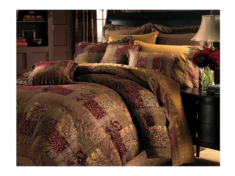 croscill queen comforter sets croscill galleria red comforter set queen shipped free